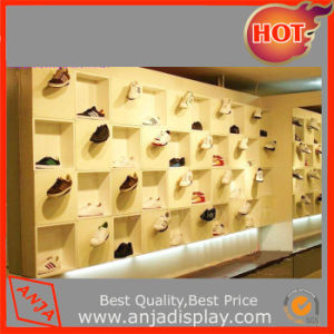 Shoe Display Shelf Wall Cube Shelf pictures & photos