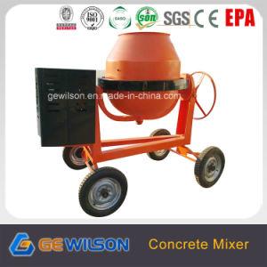 Diesel Engine Concrete Mixer pictures & photos