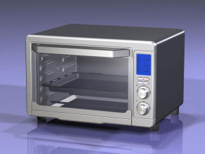 High Quality 24L Electric Digital Toaster Oven pictures & photos