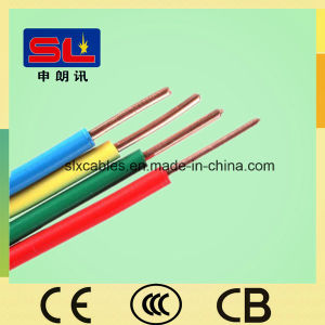 China Electrical House Wire Single Core PVC Insulated 1.5mm Cable ...
