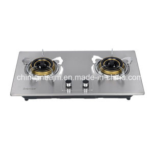 2 Burners, Stainless Steel Cooktop/ Built-in Hob/Gas Hob pictures & photos