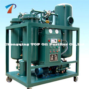 Featured Waste Turbine Oil Lubricating Oil Refinery Machine pictures & photos