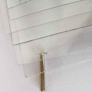 Clear PVC Film Sheet pictures & photos
