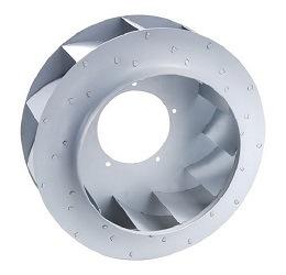 Aluminum Centrifugal Fan Blade