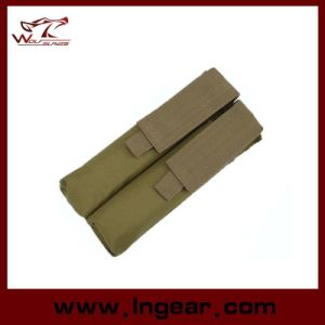 P90 Airsoft Molle Double Ump Magazine Pouch pictures & photos