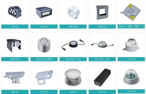 Hot Sale 3W 12V Home LED Wall Light (SLB-17) High Quality RGB/White Wall Light pictures & photos