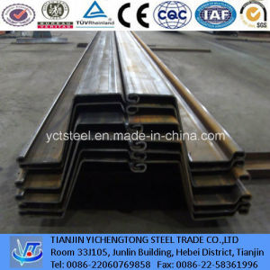 High-Strength Steel Sheet Pile for Structural Roofing & Platform pictures & photos