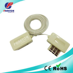 French Plug to Jack Telephone Extension Wire (pH2330) pictures & photos