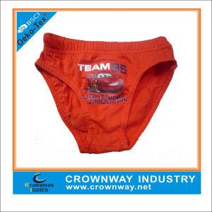 100% Cotton Boys Sexy Slip Briefs Underwear pictures & photos