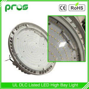 TUV Listed 100W, 180W UFO LED High Bay Light 120lm/W with Philips Driver 5years Warranty pictures & photos