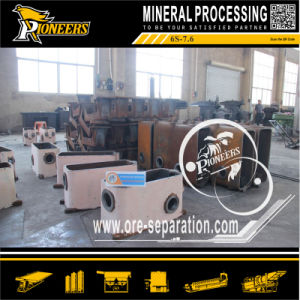 Placer Gold Ore Mining Machine 6s Gold Shaking Table Concentrator pictures & photos
