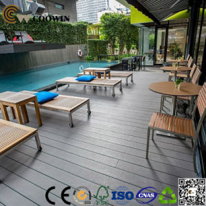 Outdoor Wood Composite Colored Laminate Flooring pictures & photos
