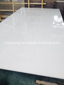 Artifical Quartz White Countertop for Kitchen, Island pictures & photos