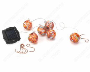 Outdoor LED Solar Edelweiss String Lights pictures & photos
