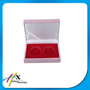 Fancy Paper Medal Box with EVA Insert Accept Custom Order pictures & photos