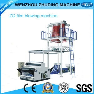 High Speed High and Low Density Film Extrusion and Blowing Machine pictures & photos