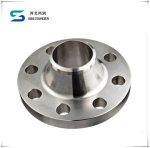 ANSI Carbon Steel Weld Neck Flange for Pipe Fittings pictures & photos