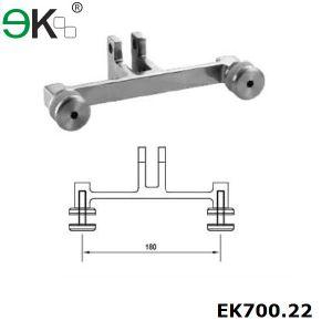 Handrail Fitting Glass fastener