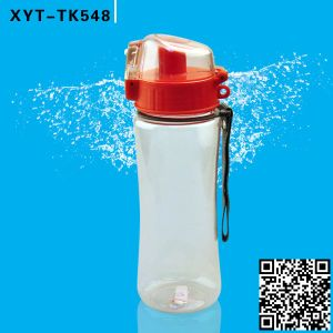 600ml tritan water bottle, drinking bottle, BPA free water bottle with sport cap pictures & photos