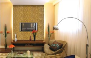 Wooden 3D Wall Panel Board pictures & photos