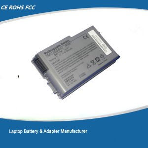 Replacement Battery/Laptop Battery for DELL Latitude D610 D600 D520 pictures & photos