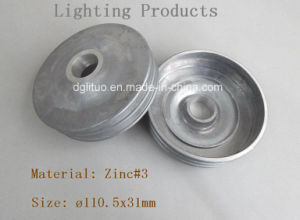 LED Lighting Base /Zinc Alloy Die Casting pictures & photos