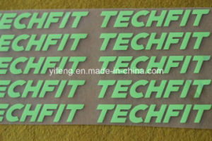 Silicone Heat Transfer Label 3D Thick Transfer Print for T-Shirts pictures & photos