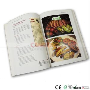 Perfect Binding Book Printing Sewn Book Printing Softcover Book Printing pictures & photos