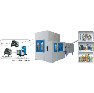 Rotary Pet Bottle Blowing Molding Machine (ZQ-R4) pictures & photos