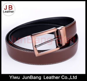 High Quality Reversible Buckle Mens PU Belt