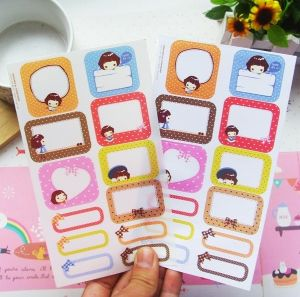 Hotsale Custom Colorful Self-Adhesive Label with Cheaper Price 63 pictures & photos