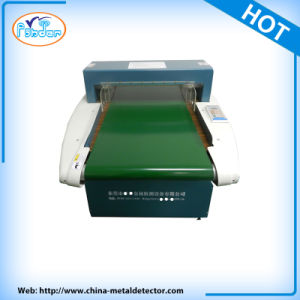 LCD Conveyor Industrial Garment Needle Metal Detector pictures & photos