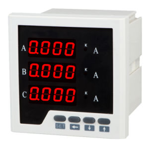 High Grade Three Phase Digital Ammeter pictures & photos