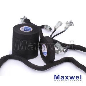 Fiber Insulating Tape Black Cloth Tape pictures & photos