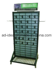 Customized Logo Metal Display / Display Stand for Promotion pictures & photos