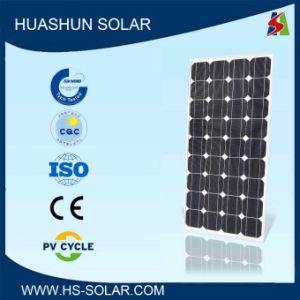 Huashun 85-100W Monocrystalline Solar Panel (SH-100S5-12)
