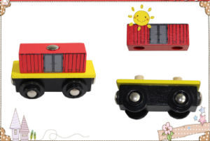 Wooden Carriage of Train for Kids