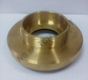 2 Inch Brass NPT Male Threaded Storz Coupling pictures & photos