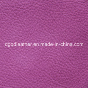 Formulated to Be Stain Resistant Synthetic Leather (QDL-50311) pictures & photos