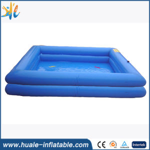 PVC Tarpaulin Inflatable Swimming Pool for Family Use pictures & photos