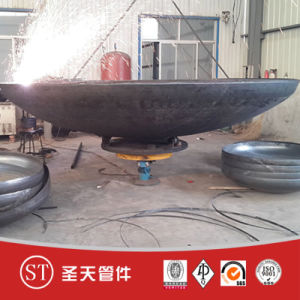 Carbon Steel Cap/Butt Welded Pipe Cap pictures & photos