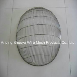 Stainless Steel Wire Mesh Basket Strainer pictures & photos