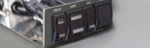 Rocker Switches, Sealed to IP67 Protection, Double LEDs, on-on, or on-off-on pictures & photos