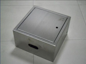 Appliance Cabinet of Sheet Metal Fabrication Electrical Equippment Distribution Laser Cutting Product