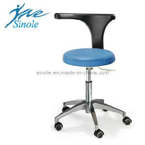 Dental Stool Leather Dental Stool (08033)