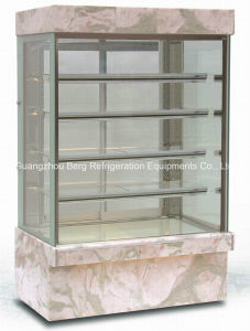 Commercial Vertical Cake Display Refrigerator (CE approved) pictures & photos