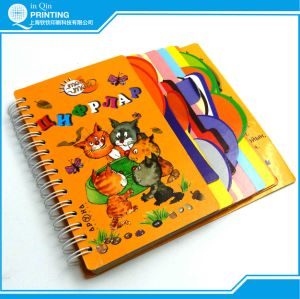 Overseas Child Wire-O Binding Book Printing pictures & photos