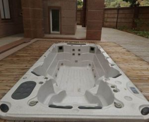 European CE Approved 380V Built in Hot Jacuzzi SPA pictures & photos