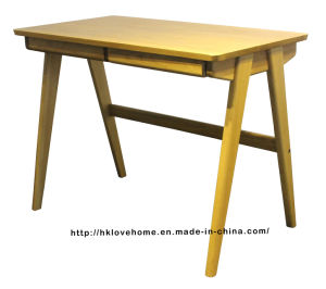 Furniture Dining Restaurant Coffee Solid Wooden Table pictures & photos