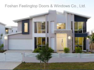 Europe Standard Aluminium Windows Aluminium Shutter Window (FT-W80) pictures & photos